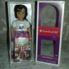 Обзор кукол мини American girl. Часть 2. Грейс Томас