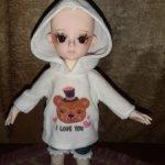Шарнирная кукла Doris. Оригинал