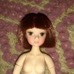 Куколка на теле Азон