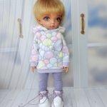 Продам комплект ( ботинки и костюм)  для кукол Литлфи ( Littlefee)
