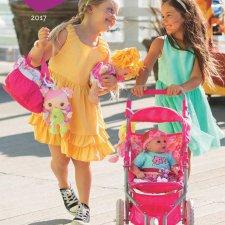 Каталог кукол Adora dolls 2017