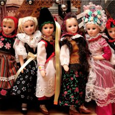 Фарфоровые куклы De Agostini. История Де Агостини