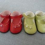 Авторские туфли для кукол Готц ( Gotz) ростом 42-50 см.