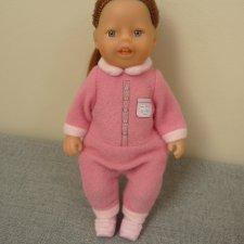 Рыжеволосая  куколка My mini Baby Born от Zapf Creation