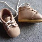 Авторские ботиночки для Минуш  Sylvia Natterer (Petitcollin и Kathe Kruse).
