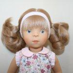 Кукла Роми  Минуш (Minouche) Petitcollin Sylvia Natterer