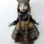 Авторская кукла Айконен.
