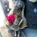 Авторская кукла Литера.