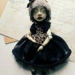 Авторская кукла (Насекомышь).