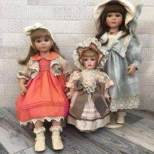 """Мои первые """"взрослые"""" куклы"""