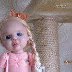Моя маленькая Барби. Авторская кукла Чеховой Юлии