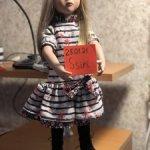 Zwergnase Joerdis Junior Dolls новая