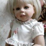 Редкая малышка Эмми от Monika Levenig.