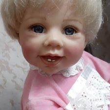 Очаровательная малышка Лара от Моники Левениг