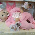 Baby Annabell 9 версия абсолютно новая