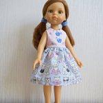 Кошечки-3. Летнее платье для Паола Рейна