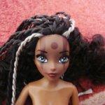 Madame Alexander Marvel Fan Girl Black Panther SDCC 2017 на теле Moxie teenz