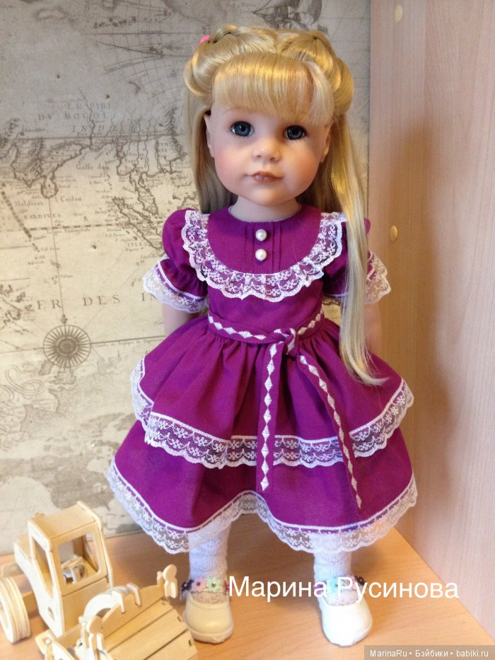 Одежда для кукол