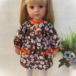 Платья для кукол Готц