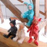 Мои куклы тедди долл