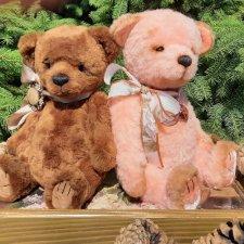 Милые игрушки Марии Полищук