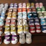 Обувь для паолочек , комбинированная и нет