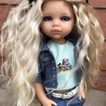 ООАК куклы Клаудии от Паоло Рейна