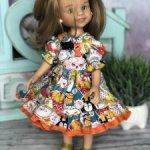 Красивые платья для Паолок