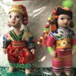 Фарфорки для кукольного дома