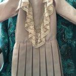 Стильное платье . Скидка ! Новая цена 1000р .