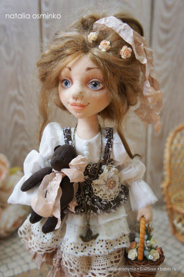 Авторские куклы своим руками 514