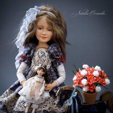 Софи. Авторские куклы Натальи Осминко