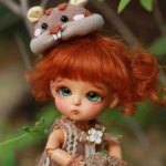 Продам  Latidoll Yellow Secret Garden ver. Squirrel G.Belle с дефектами