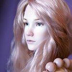Авторские шарнирные куклы, Элис и Асоль