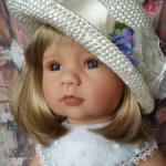 """Цена снижена временно! Маленькая принцесса """"Голубой кристалл"""" (Cristal Blue).Artist Studio"""