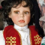 Греческий мальчик Theodore от FayZah Spanos