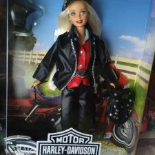 Barbie Harley Davidson, 1998 год