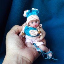 Силиконовые авторские ляльки с мягким телом.