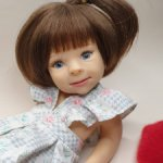 Коллекционная кукла Laura Lee Wambah