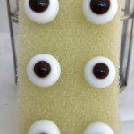 Лоты 7, 8, 9 немецких глаз для кукол