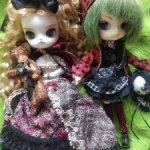 Коллекционные Куклы Dal и Little Dal