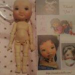 Meadows doll 16 см Патти, новая