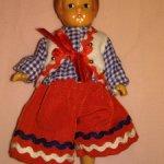 Куколка Эффенби 12 см