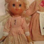 Шарнирная кукла Кирово-Чепетская Золушка с двумя платьями