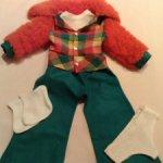 Одежда для куклы ГДР