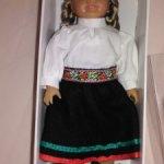 Кукла American girl mini Кирстен, на этой неделе отдам за 1200р