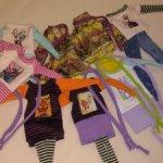 Шикарные наряды для Барби
