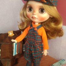 Шикарная кукла Блайз,сегодня отдам за 7000р