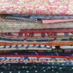 Летние ткани для кукол ной одежды и другого творчества