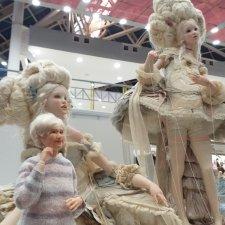 Весенний бал кукол на Тишинке с бабушкой Татьяной